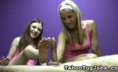 Taboo Tug Jobs Big Cocks For Katrina And Pamela Hot And Irresistible Duo Katrina And Pamela Are Notorious Size Queens. They Love To Jerk Cock, But It Has To Be Thick And Long, Or They Aren'T Going Anywhere Near It. Taboo Tug Jobs