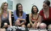 Taboo Tug Jobs No Cocks To Jerk? 27 Since All The Guys Went Golfing, There Aren'T Any More Cocks To Jerk Off. The Only Guy Left Is The Mailroom Dude, Which Doesn'T Excite His Sexy Coworkers. Taboo Tug Jobs