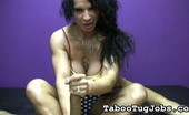 Taboo Tug Jobs Wunder Woman'S Work Out 36 Have You Ever Wondered What Wunder Woman'S Exercise Regime Must Be Like? She Keeps Her Beautiful Muscled Arms So Toned By Jerking Long Thick Cock, Something She Can Use Both Hands On. Taboo Tug Jobs