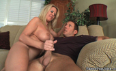Taboo Tug Jobs No Cock For Grace Grace, One Of The Hottest Chicks In Town, Has Found The One Guy That Doesn'T Like To Fool Around On The First Date. She At Least Wants To Jerk His Cock, But He Won'T Let Her. Taboo Tug Jobs