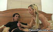 Taboo Tug Jobs Rene Tugging Fun Rich And Sexy Milfs Aren'T The Only Women Who Prey On Attractive Pool Boys. Their Rich 18 Year Old Daughters Love To Boss Around A Cute Pool Boy. Taboo Tug Jobs