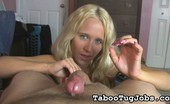 Taboo Tug Jobs Julie Catches A Perverted Peeping Tom Julie Finished Taking Her Luxurious Bath. She Glimpses Towards The Door. Is That Someone Peeping In? Taboo Tug Jobs