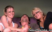 Taboo Tug Jobs Cammy, JC Simpson, Vanessa And Sayla Hand Job Cherry Pop Cammy Is Hosting This Week'S All Girl Slumber Party. Sayla Has Never Jerked Off A Guy. Her Friends Definitely Want To Pop Her Hand Job Cherry. Taboo Tug Jobs