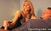Taboo Tug Jobs Jessica'S Bad Stepson Jessica'S Stepson Does Not Listen To Her. All The Chores She Appointed Him To Do Were Ignored And He Went Out To Hang With His Friends. So She Waits For Him Until He Gets Back. Taboo Tug Jobs