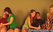 Taboo Tug Jobs Stepsister Kaci And Trish Hand Job Race There Are Two Stepsisters In Town, The Sexy And Hot Kaci And Trish, That Compete At Everything. The One Activity That They'Re Quite Prideful Over Is Who Can Make A Guy Can Blow His Load First. Taboo Tug Jobs