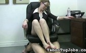 Taboo Tug Jobs 498972 Scared Employee 1 Our Sexy Office Manager Is Quite Feared And Respected. Whenever She Has To Discipline Someone, It Usually Doesn'T Go Well. The Next Guy She Brings Into Her Office Is So Scared. Taboo Tug Jobs