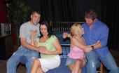 Rookie Swingers 499376 The Jaxxx'S & The Sin'STony'S Liver Needs As Much Rehab As His Sex Life When He Shows Up Drunk For This Episode Of Wife Switch. Angie Wants To Be &Quot;Stretched Out&Quot;, So Tony Services Her In True Drunken Sailor Fashion Before Blowing His Load On Her