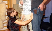 Rimbledon Stephany Horny Secretary Loves To Multi Task Several Guys At Once Rimbledon