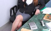 Secretary Hoes Jasmine Lopez Office Slut Jasmine Screws Her Boss Secretary Hoes