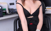 Secretary Hoes 499546 Miley Ann Sexy Secretary Miley Ann Shows Her Nice Tits Secretary Hoes