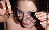"Babes With Glasses Kayla Marie In ""Specs Appeal"" Kayla Marie, A Hot Half Brazilian And Half White, Loves To Fuck For The Camera. With A Hot Pair Of Glasses, And A Mouth Like That, A Nice Cum Shot To The Face Would Be Even Hotter... And Guess What? She Gets Just That, And Sh"