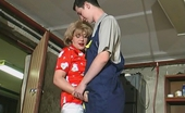Action Matures Ella & Jerome The Worker Can'T Resist The Temptation To Taste Mature Pussy Of Raunchy Mom Action Matures