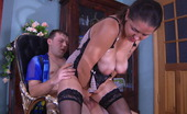 Action Matures Emilia & Daniel Fiery Mature Chick With Smashing Looks Gets Kicks From Suck-N-Fuck Action Action Matures