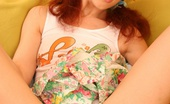 Amour Babes 501710 Aicha Timid Red-Head Takes Dildo Deep Inside Her Cunt Timid Red-Head Cutie Is Extremely Sex- Hungry And Takes A Large Dildo Deep Inside Her Juice-Dripping Cunt Amour Babes