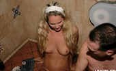 Daddy Gets Lucky Heidi Brooks Heidi Brooks In This Public Restroom Fucking Photo Set Daddy Gets Lucky