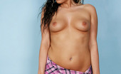 Daddy Gets Lucky Chantell Merino Solo Image Set Of Chantell Merino In A Tight Plaid Skirt Daddy Gets Lucky