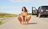 Ero Berlin Anastasia Petrova Outdoor Nudity Dance Ero Berlin