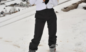 Ero Berlin Anna Safina Apres Ski Austria Russian Blonde Ero Berlin