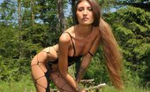 Ero Berlin Emilia Sky Long Hair Teen In Swiss Alps Ero Berlin