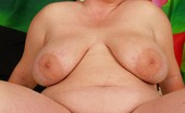 BBW Heavy Tits Andula Milky Jugged BBW MILF Loves Squeezing Cock With Her Heavy Rack! BBW Heavy Tits