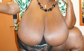 BBW Heavy Tits 502784 Ivy Black Extra Large Chocolate Juggs Drag On The Floor As This Lady Bends Over To Get Dicked! BBW Heavy Tits