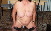 Mature Magazine Kinky Housewife Going At It In Her Livingroom Mature Magazine