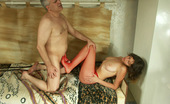 Pantyhose Colors 504825 Footjob In Red Pantyhose Helps Old Man To CumPantyhosed Teen Brunette Isida Helps Her Old Pantyhose Fetish Friend To Cum With Footjob In Beautiful Red Pantyhose Pantyhose Colors