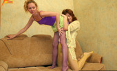 Pantyhose Colors 504889 Color Pantyhose Lesbian Cunnilingus And FingeringYellow-Green And Thistle Pantyhose Lesbians Helen And Lada Enjoy Pantyhose Cunnilingus And Fingering Pussy By Nyloned Fingers Pantyhose Colors