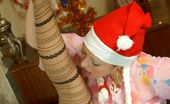 Pantyhose Colors Striped HoseSolo Babe In Striped Pantyhose And Hat Pantyhose Colors