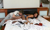 Pantyhose Jobs Jozy & Jerry Hot Couple Indulging Their Nylon Fetish Using Hosiery In Their Dirty Games Pantyhose Jobs