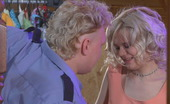 Pantyhose Jobs Mary & Jack Horny Policeman Pulls Up Pantyhose Onto His Face Before Going For Hot Score Pantyhose Jobs