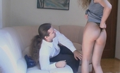 Pantyhose Line Diana & Lesley Stunning Chick Almost Getting Off From Tender Touch On Her Pantyhosed Pussy Pantyhose Line