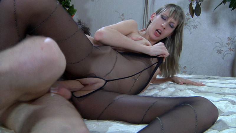 Real mom and son inzest creampie