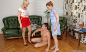Pantyhose Line Essie & Upskirt Chicks Punishing A Guy Before Letting Him Lick Nylon Clad Pussies Pantyhose Line