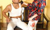Pantyhose Line Alice & Igor Oversexed Babe In Silky Hose Seducing A Sailor Into A Crazy Nylon Fuckfest Pantyhose Line