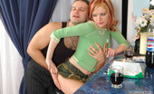 Pantyhose Line Ninette & Lesley Nasty Chick In Crotchless Hose Savoring Fervent Muffdiving Right On Stool Pantyhose Line