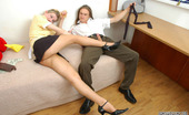 Pantyhose Line Viola & Marcus French Maid In Sexy Tights Getting Punished With Hard Sex For Petty Larceny Pantyhose Line
