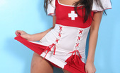 Naughty Miko Miko Dressed Up As A Naughty Nurse Naughty Miko