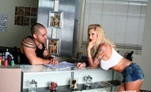 Brooke Banner XXX Watch Big Boobed Brooke Get Fucked All Over The Tattoo Shop Brooke Banner XXX