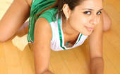 Cheerleader Hardcore Naughty Cheerleader Jynx Maze Does A Sexy Striptease And Gets Fucked And Jizzed In This Hardcore Scene Cheerleader Hardcore