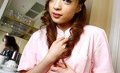 Horny Tokyo 508512 Yume Imano Naughty Japan Nurse Yume Imano In Pink Uniform Horny Tokyo