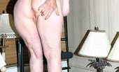 Granny Ultra Mature Granny Ginger Spice Spreading Her Thick Butt To Show Off Her Juicy Pussy Flaps Granny Ultra