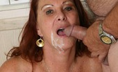 Granny Ultra 509564 Hot Live Sex With Granny Blue Iris Showing Off Her Thick Ass And Sucking Off A Shaft Granny Ultra