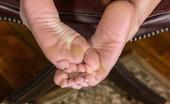The Joy Of Feet Blonde Bombshell Jennifer Jade Offers Up Her Tasty Peds For Your Enjoyment! The Joy Of Feet