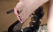 The Joy Of Feet Emily From Chicago Demands Foot Worship And Right Now! The Joy Of Feet