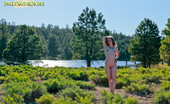 Sweet Nature Nudes Alyse Alyse Presents Angel Light Shining Her Way Into Our Hearts, Very Easily I Might Add...!... Sweet Nature Nudes