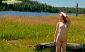 Sweet Nature Nudes Alyse Alyse Presents Sky Dancer Cool Mountaint Breeze, Soft Flowing Hidden Lake, And Alyse Sunbathing Nude For Us. Perfect!... Sweet Nature Nudes