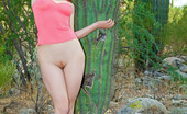 Sweet Nature Nudes 510770 Elena Elena Presents Photo Package Out Of Place, Elena In Her Nightie Strutting Through The Harsh Desert Land, Letting Her Pussy Show Through. A Study In Vulnerability.... Sweet Nature Nudes