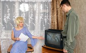 Seduced Mature Mature Lady Was Seduced By TV Master Seduced Mature