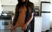 Asian Porngasm Nice Ass On This Asian Hottie Stripping Nude In Kitchen Asian Porngasm